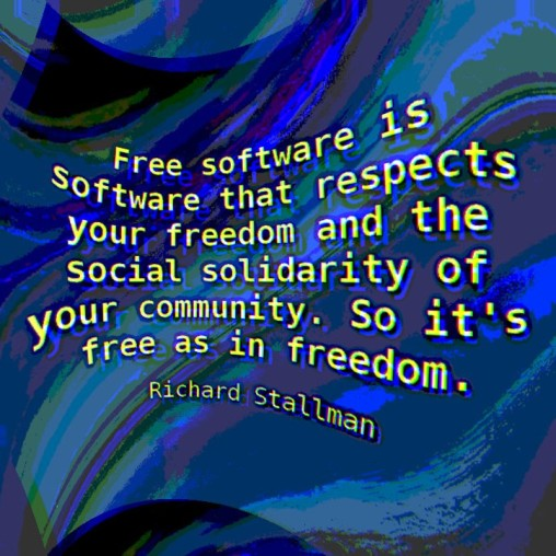 Richard-Stallman-Free-software-is-software-that-respects