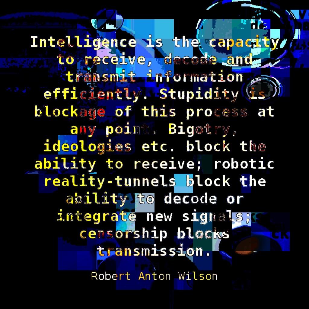 Intelligence by Bob